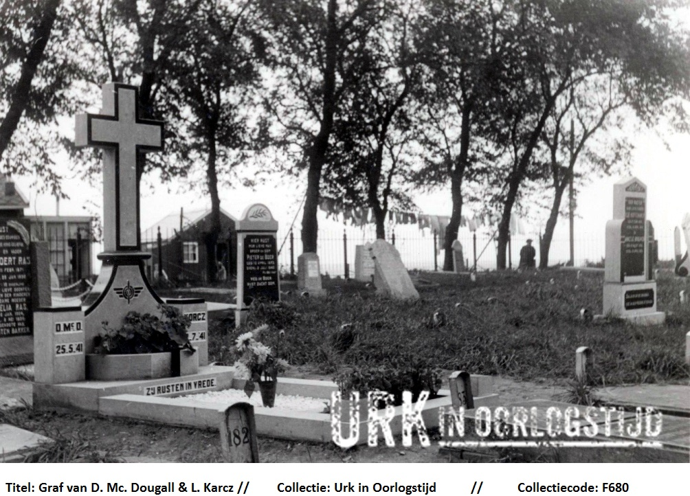 De begrafenis van Ludwig Karz