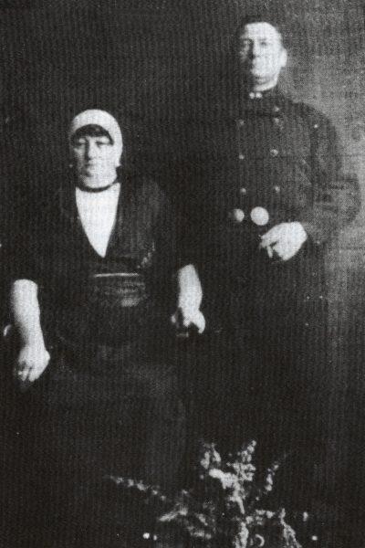 Klaas Kramer en Miena de Vries