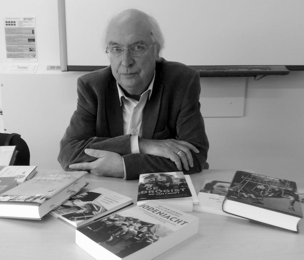 Te gast bij Urk in Oologstijd: Ad van Liempt